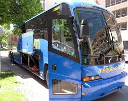 Halloween Express Cedar Rapids 2015 by Megabus Leaving Iowa City For Coralville The Gazette