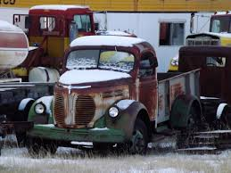 Old Trucks Of The Crowsnest – Off The Beaten Path – With Chris & Connie