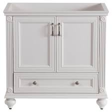 Home Depot Bathroom Cabinets home decorators collection annakin 36 in w bath vanity cabinet