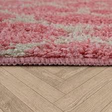 badzubehör textilien badteppich badematte multi pink
