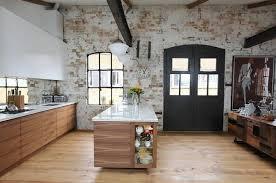 cuisine industrielle 30 exemples de décoration de cuisines au style industriel