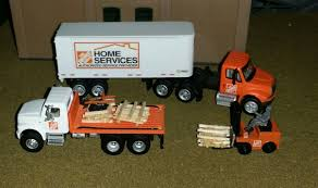 CUSTOM BOLEYS 1-87, Home Depot Semi And Flatbed Truck With Forklift ... Homedeporunycattack Safe California Milwaukee 150 Lbs Foldup Truck73777 The Home Depot Husky 70 In Topsider Black Lowprofile Truck Boxthd70lpb Freight Semi Trucks With Logo Driving Along Forest How To Start Vending Outside Improvement Stores Like This Mans Vehicle Is Upsetting And Confusing People Rental Road Warrior It Too Easy Rent A Truck Delivery Of New Chicken Coop Materials Youtube Nypd Attack Suspect Did This The Name Is Decked 6 Ft Bed Length Pick Up Storage System For Gm Outside Store Building Tustin Stock