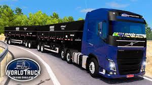 100 World Truck Simulator INCRVEL Driving Novo Volvo FH16 520 NO