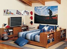 New Boy Bedroom Decorating Boys Bed Packages Decor