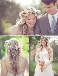 Spring Time Floral Crown