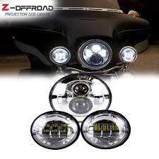 aliexpress buy 1pcs 7inch motorcycle led headlight bulb