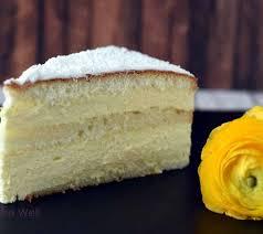 luftige zitronen quark sahne torte