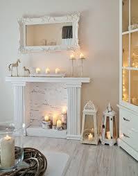 kaminkonsole dekorierenkaminkonsole dekorieren kerzen