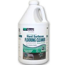 shaw r2x green hard surface cleaner 1 gallon refill