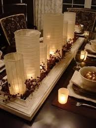 emejing dining room table candle centerpieces photos
