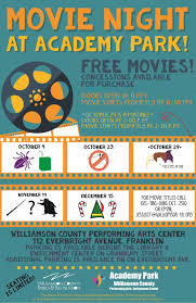 Spirit Halloween Missoula by Community Events Williamson County Parks And Recreation