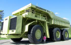 Cath In Canada: Biggest Dump Truck In The World?