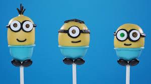 Nerdy Nummies Halloween Special by Minions Cake Pops Nerdy Nummies Youtube