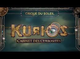 Kurios Cabinet Of Curiosities Portland by Kurios Axs