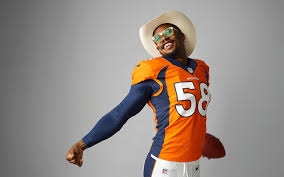 Millers Ready Made Curtains by Denver Broncos Star Von Miller Has A New Contract New Role And
