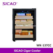 Cigar Cabinet Humidor Uk by New Model Display Cigar Humidor Glass Door Cigar Black Cabinet