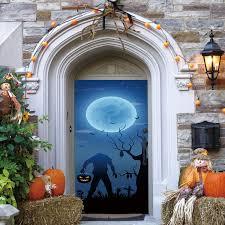 Halloween Horror Skeleton Head Bones Decorations Skull Hand Indoor