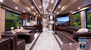 22 Million Outlaw Luxury Prevost RV At MHSRV The Residency