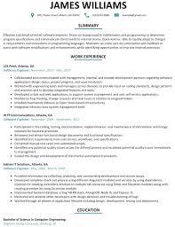 Resume Sample Software Engineer Fresher Lovely Tolle Anschreiben Ff 1 4 R Job For Bilder