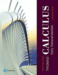 Thomas Calculus Early Transcendentals 14th Edition