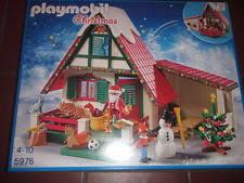 maison du pere noel playmobil playmobil maison pere noel en vente playmobil ebay