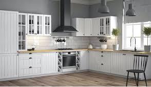 küche küchenzeile landhaus toskana lamelle eckküche weiß grau