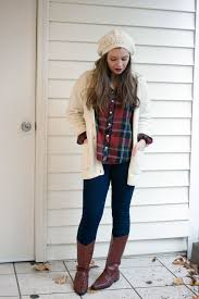 Thrifty Thursday Oversized Sweater Outfit