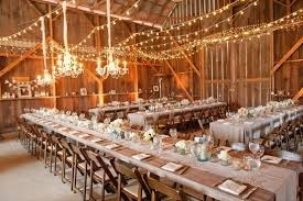 If You Are Lucky Enough To Have A Barn In Your Backyard Like This Bride Than Dont Need Go Very Far For Country Rustic Wedding Day