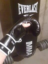 Punching Bag Ceiling Mount Walmart by Everlast Mma Heavy Bag Training Kit Walmart Com