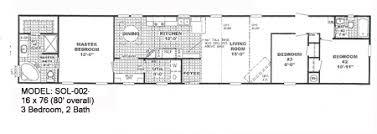 Single Wide Floorplans McCants Mobile homes
