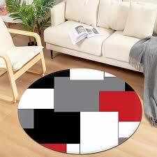 rabatt erhalten moderne runde teppich kinder schlafzimmer