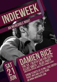 Indie Music Event Poster