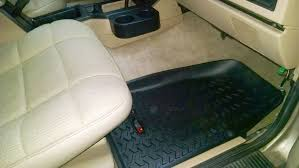 Quadratec Floor Mats Vs Weathertech xj floor mats jeep cherokee forum