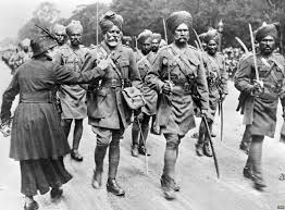 Most Decorated Soldier Ww1 by Why The Indian Soldiers Of Ww1 Were Forgotten Bbc News