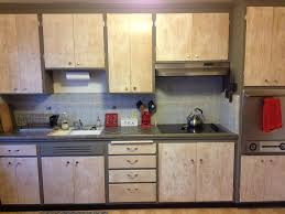 Gel Stain Cabinets White by After Refinishing The Cabinets Adding Backsplash And Installing