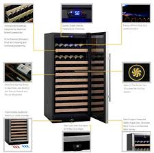 Private Reserve Series 188Bottle Commercial 300 Wine Cooler