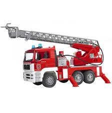 Bruder Toys Fire Engine With Slewing Ladder/Water Pump/Lights/Sounds ... Bruder Man Crane Truck Best Gifts Top Toys Amazoncom Mack Granite Fire Engine With Water Pump 02751 Pro Tga Cstruction Truck With Liebherr Mack Dump Plow Of America Scania Rseries Cargo Forklift Vehicle Toy By Tgs Rear Loading Garbage Waste 3 Mb Arocs Winter Service Snow Buy 116 Linde Fork Lift H30d 2 Pallets Online Liebherr Scale Functional Trucks For Kids Unboxing Jcb Backhoe Model 02754 Farm