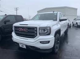100 Sierra Truck And Van Used 2017 GMC 1500 Double Cab Summit White For Sale In