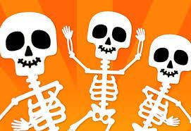Shake Dem Halloween Bones Activities by The Skeleton Dance Super Simple Songs