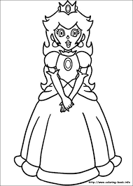 Coloring Page Php Photo Gallery In Website Super Mario Books