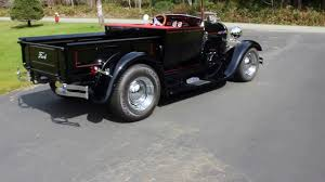 FOR SALE: 1929 Ford Roadster Pickup - YouTube 1930 Ford Model Aa Truck Pickup Trucks For Sale On Cmialucktradercom 1928 Aa Express Barn Find Patina Topworldauto Photos Of A Photo Galleries 1931 Pick Up In Canton Ohio 44710 Youtube 19 T Pickup Truck Item D1688 Sold October Classic Delivery For 9951 Dyler A Rat Rod Sale 2178092 Hemmings Motor News For Sale 1929 Roadster