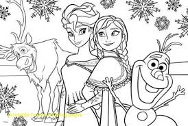 Printable Frozen Coloring Pages With Get This And
