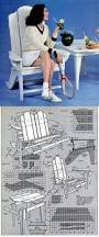 Beach Lifeguard Chair Plans by 453 Best Adirondack Furniture Images On Pinterest Chairs Wood