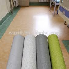100 Virgin Indoor Pvc Homogeneous Vinyl Hospital Flooring Roll Sheet Price From China