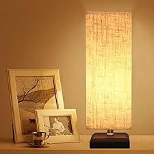 Table Lamps For Bedrooms by Bedside Table Lamp Aooshine Minimalist Solid Wood Table Lamp