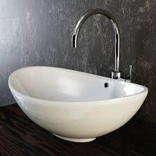 vilstein keramik waschbecken aufsatzwaschbecken nano