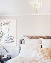 light gray paint colors contemporary bedroom farrow