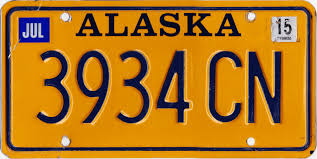 File:2005 Alaska Truck License Plate 3934 CN.jpg - Wikimedia Commons