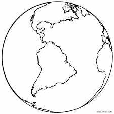Elegant Earth Coloring Pages 31 For Free Colouring With