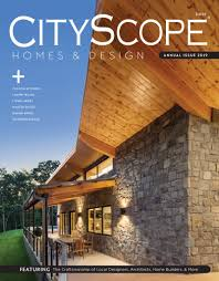 100 Home And Design Magazine CityScope Magazine Annual S And IssueCity Scope